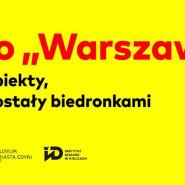 Kino Warszawa - oprowadzanie kuratorskie