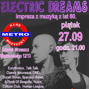 Electric Dreams v29 - lata 80.