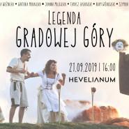 Legenda Gradowej Góry - spektakl plenerowy