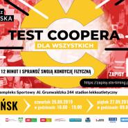 VI Gdański Test Coopera