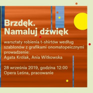 Sopot Jazz Festival: Brzdęk. Namaluj dźwięk