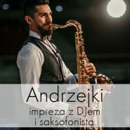 Bal Andrzejkowy z kolumbijskim saksofonistą Juan Felipe Alvarado