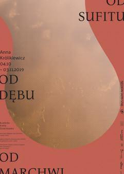 Anna Królikiewicz - Od sufitu, od dębu, od marchwi - wystawa