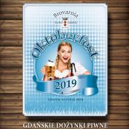 Gdańskie Dożynki Piwne Oktoberfest 2019
