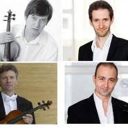 Dzień Jedności Niemiec. Koncert kwartetu smyczkowego Beethovenorchester Bonn