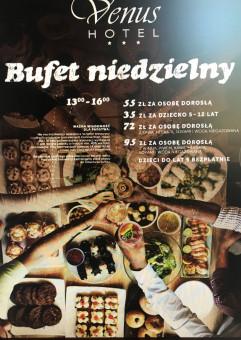 Bufet niedzielny