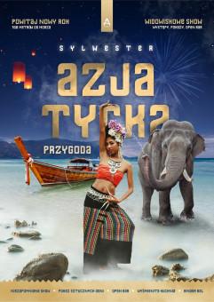 Sylwester 2019 - Azjatycka Przygoda