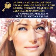Al Nur - naturalne uwalnianie od depresji, nerwicy, fobii, lęków, uzależnień, jąkania, bezpłodności