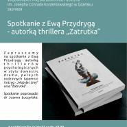 Ewa Przydryga - spotkanie autorskie