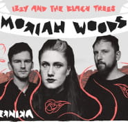 Moriah Woods, Izzy and the Black Trees