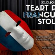 Teatr przy francuskim stole