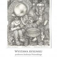 Wystawa rysunku prof. Andrzeja Pniewskiego