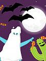 Meksykańska Noc Halloween Dla Dzieci