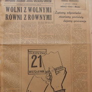 Wykład historyczny - Odwilż i Październik'56 w Sopocie