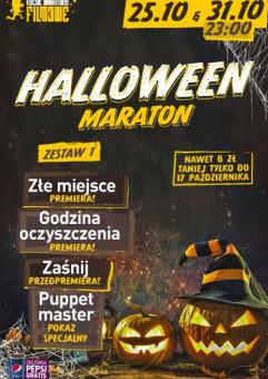 Maraton Halloween 2019 -  zestaw 1