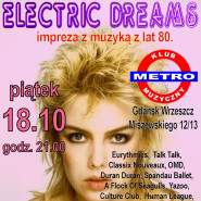 Electric Dreams v30 - lata 80. w natarciu!