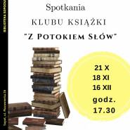 Klub Książki Z Potokiem Słów
