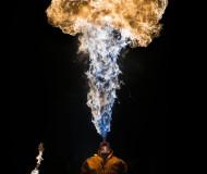 Obrazy ogniem malowane 2019