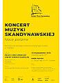 Koncert muzyki skandynawskiej
