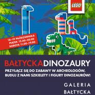 Lego Dinozaury