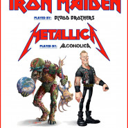 Tribute Night: Iron Maiden & Metallica