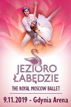 The Royal Moscow Ballet - Jezioro Łabędzie - Gdynia, 9 listopada 2019 (sobota)