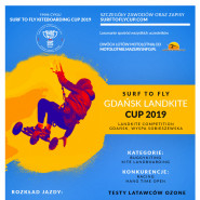 Surf To Fly: Gdańsk Landkite Cup 2019