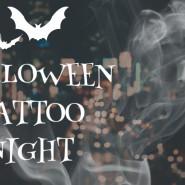 Halloween Tattoo Night 2019