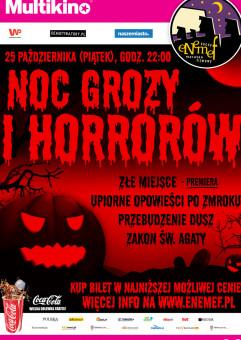 ENEMEF: Noc Grozy i Horrorów