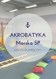 Zajęcia gimnastyczno-akrobatyczne dla dzieci i młodzieży
