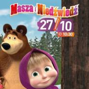 Filmowe Poranki: Masza i Niedźwiedź, cz. 1