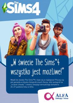 W świecie The Sims  wszystko jest możliwe!