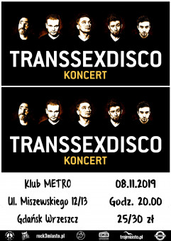 Transsexdisco / support Revival