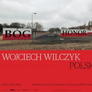 Wojciech Wilczyk - Słownik polsko-polski - wernisaż