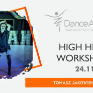 High Heels z Tomkiem Jakowienko