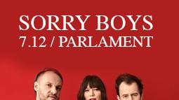Bilety na koncert Sorry Boys