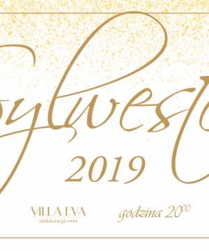Sylwester 2019r. w Villa Eva