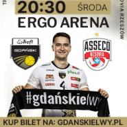 Siatkówka mężczyzn: TREFL Gdańsk - Asseco Resovia