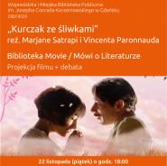 Kurczak ze śliwkami Projekcja filmu w reż. Vincenta Paronnauda i Marjane Satrapi