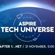 Aspire Tech Universe. Chapter 1: .NET