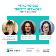 Vital Voices TriCity Network - meet the leaders