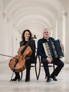 Klaus Paier i Asja Valcic