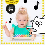 Muzyczne fikanie zabawy z instrumentami dla maluchów (0-3 lata)