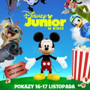 Bilety na Disney Junior