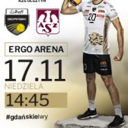 Siatkówka mężczyzn: TREFL Gdańsk - Indykpol AZS Olsztyn