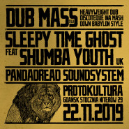 Dub Mass XLII: STG feat Shumba Youth, Pandadread Sound System