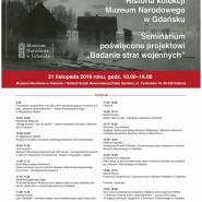 (Nie)zapomniane. Historia kolekcji Muzeum Narodowego w Gdańsku