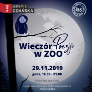 Wieczór poezji w Zoo