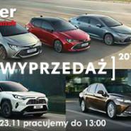Dzień otwarty Toyota Carter Gdańsk