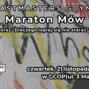 Maraton Mów - Toastmasters Gdynia